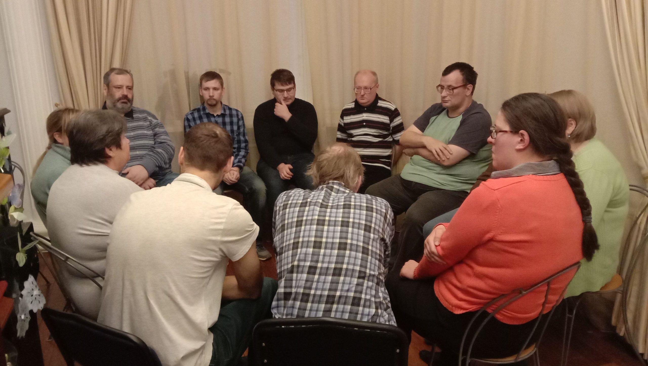 В «Русском Доме» начались тренинги деловых коммуникативных навыков для участников программы реабилитации