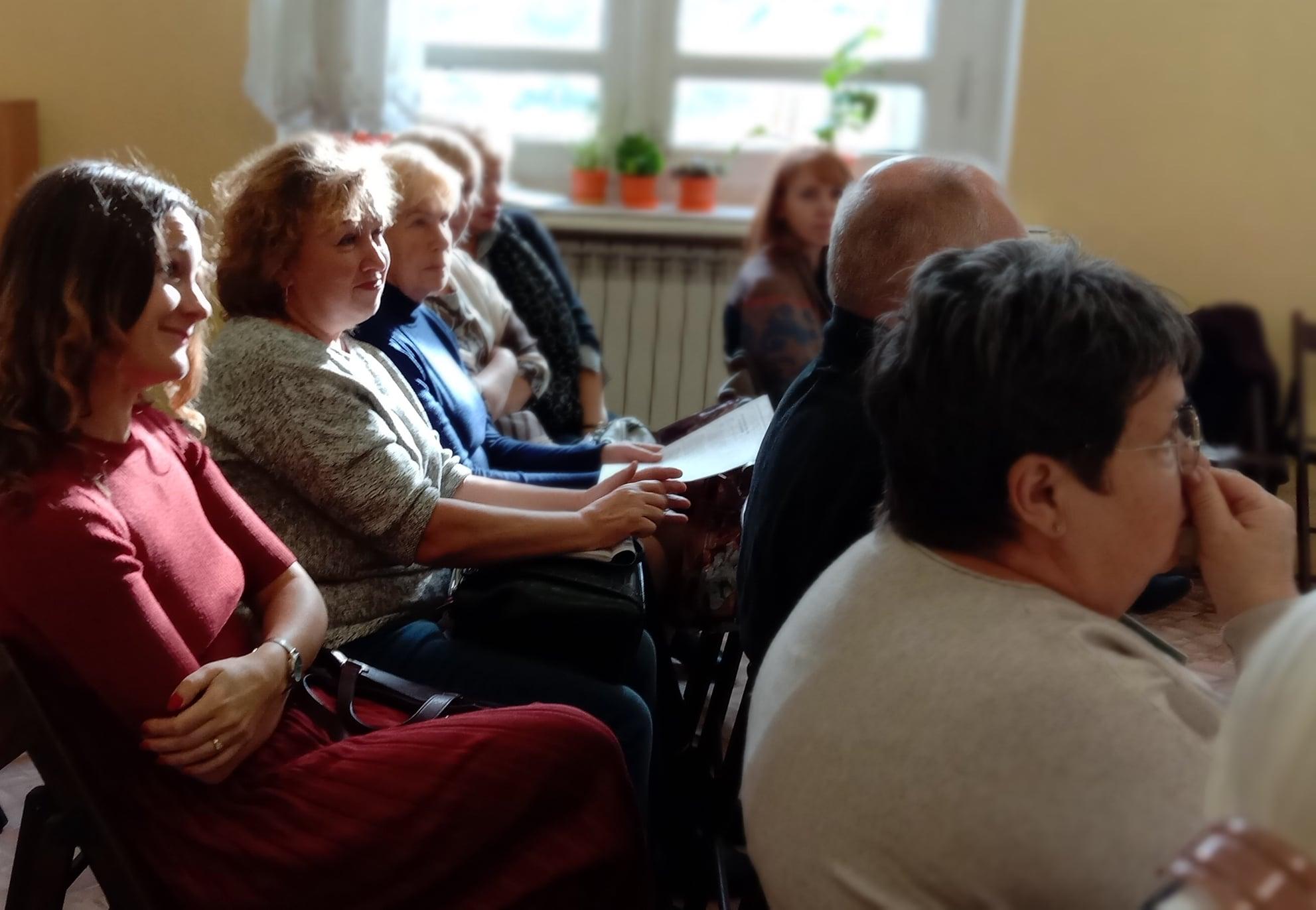 Русский Дом провел семинар в Архангельске
