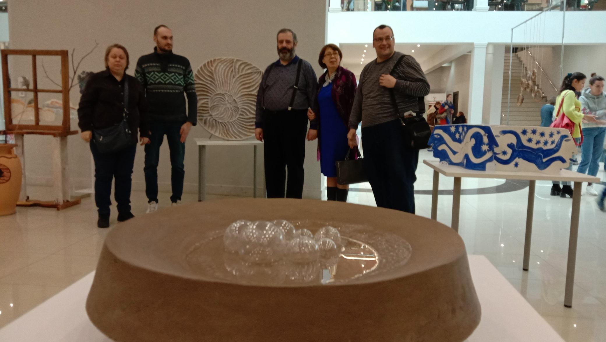 Русский Дом посетил фестиваль керамики 4CERAMICS